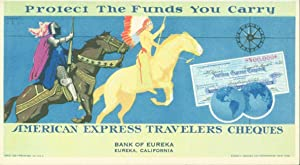 [Blotter] American Express Travelers Cheques Knight and Indian