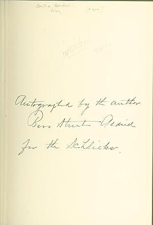 The Lieutenant's Lady: Bess Streeter Aldrich