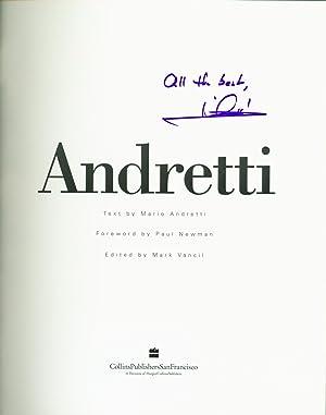 Andretti: Mario Andretti