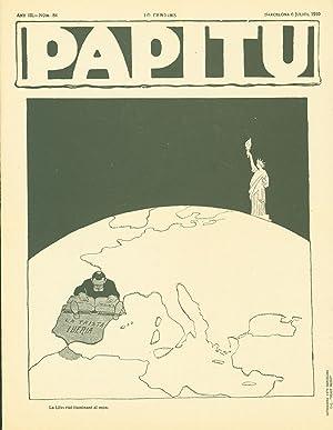 Papitu (84 to 109) (6 Juliol 1910 - 28 Desembre 1910): Elias, Feliu 'Apa' (editor)