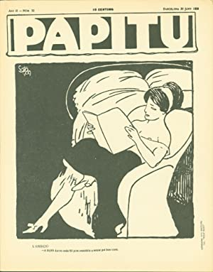 Papitu (32 to 57) (30 Juny 1909 - 29 Desembre 1909): Elias, Feliu 'Apa' (editor)