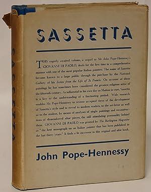 Sassetta: Sassetta], John Pope-Hennessy