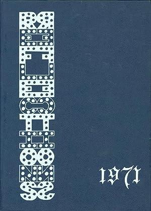 1971 Harper Creek Junior High School Yearbook (Battle Creek, MI): Harper Creek Junior High