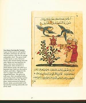 Kalila Wa Dimna: Fables from a Fourteenth-Century Arabic Manuscript: Esin Atil