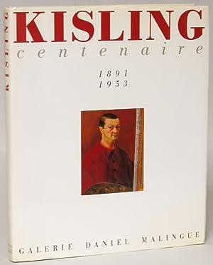Kisling Centenaire 1891 - 1953: Kisling, Moise) Tasset, Jean-Marie