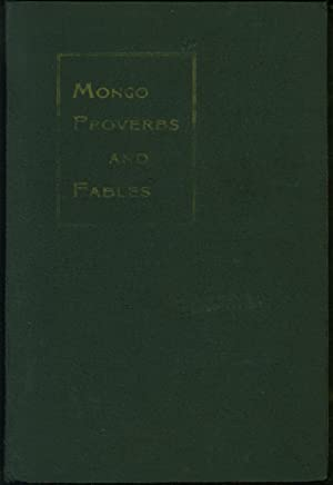 Mongo Proverbs and Fables