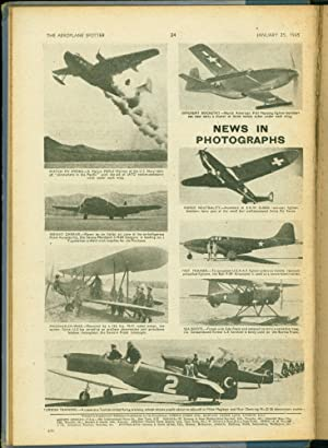 The Aeroplane Spotter: Volume VI, January to December 1945: Dangerfield, Roland E. (director)