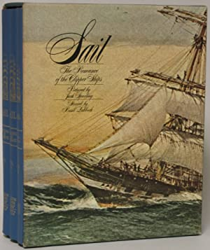 Sail: The Romance of the Clipper Ships: Lubbock, Basil (text)