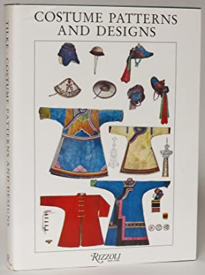 Costume Patterns and Designs: Max Tilke