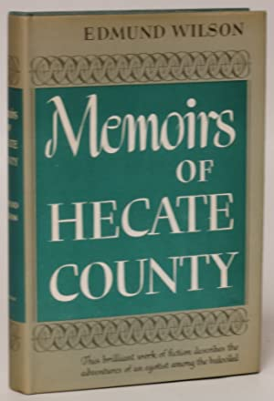 Memoirs of Hecate County: Edmund Wilson