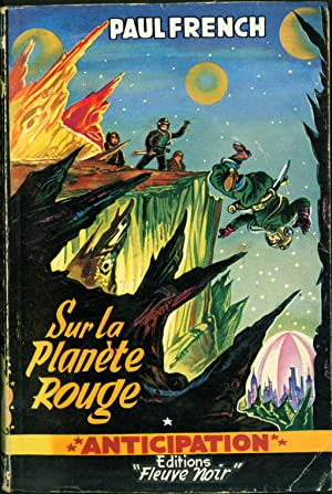 Sur la planete rouge [David Starr, Space Ranger in French]