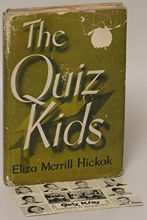The Quiz Kids: Eliza Merrill Hickok