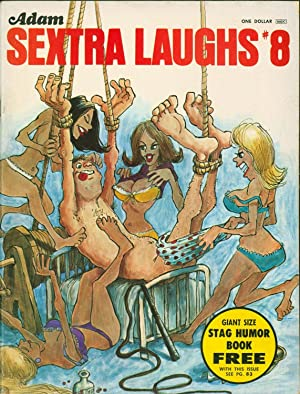 Sextra Laughs #8 (July 1971)