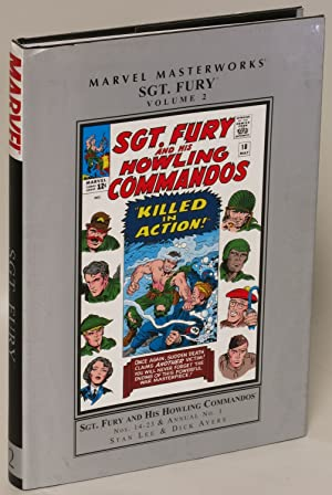 Marvel Masterworks: Sgt. Fury and His Howling Commandos Vol. 2