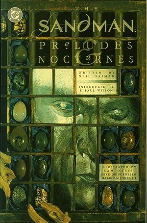 The Sandman vol. 1: Preludes and Nocturnes: DC Comics]; Neil