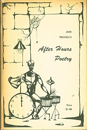 After Hours Poetry [cover title]: Jake Trussell