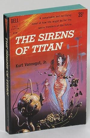 The Sirens of Titan (Dell B138): Kurt Vonnegut