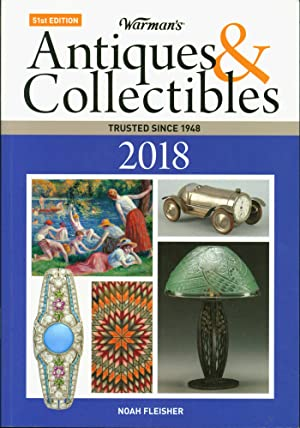 Warman's Antiques & Collectibles 2018 (51st edition)