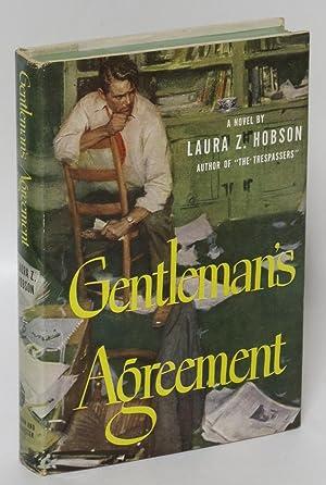 Gentleman's Agreement: Hobson, Laura Z.