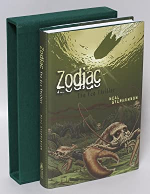 Zodiac: An Eco-Thriller [Numbered]