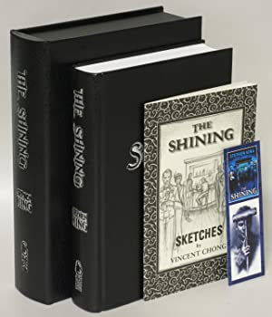 The Shining [Signed, Lettered]: King, Stephen