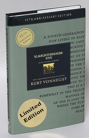 Slaughterhouse-Five or The Children's Crusade: A Duty: Vonnegut, Kurt