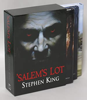 Salem's Lot [40th Anniversary, Numbered]: Stephen King