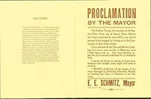 Proclamation by the Mayor