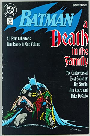 Batman: A Death in the Family (1st edition)