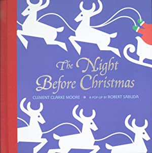Night Before Christmas: A Pop-Up