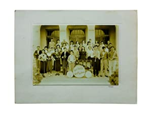 Del Norte High School Band Photograph: Shangle, J. Verne
