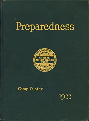 Preparedness. Volume II. Sixth Corps Area, Camp Custer, Michigan, 1922: Aby, Roland C., preparer