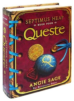 Queste; Septimus Heap, Book Four: Angie Sage