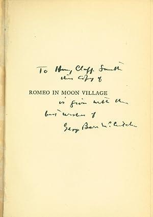 Romeo in Moon Village,: McCutcheon, George Barr