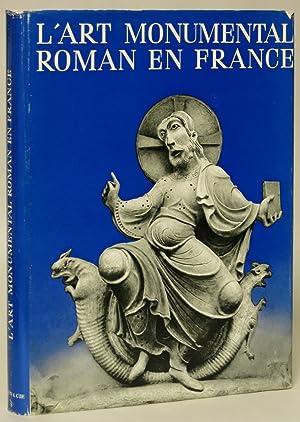 L'Art Monumental Roman en France: Marcel Aubert