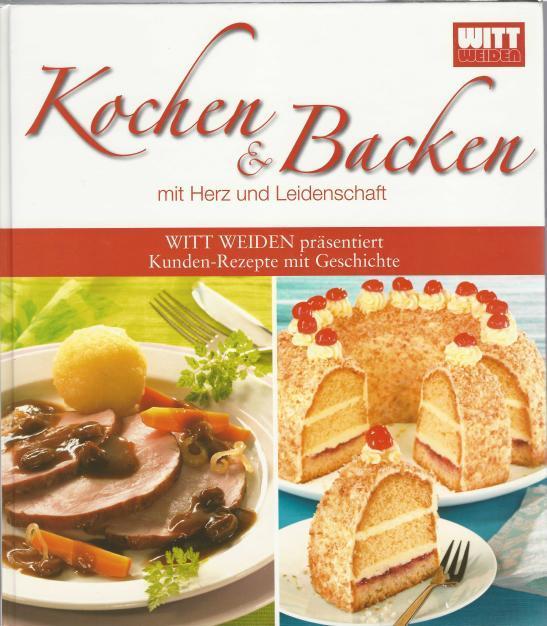 e05069c075 Kochen & Backen mit Herz und Leidenschaft.: Josef Witt GmbH,