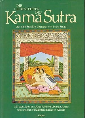 Die Liebeslehren des Kama Sutra mit Auszügen: Sinha Indra, Wellmann