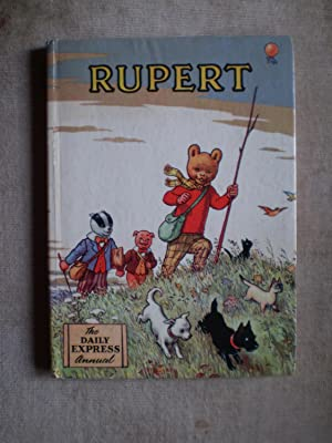 Rupert - The Daily Express Annual 1955: Bestall