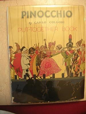 Pinocchio - Put-Together Book: Collodi , Carlo