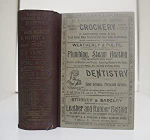 R.L. POLK & CO.'S GRAND RAPIDS DIRECTORY, 1891.VOLUME XIX.
