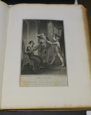 Boydell's Graphic Illustrations of the Dramatic Works of Shakspeare Consisting of Series of ...