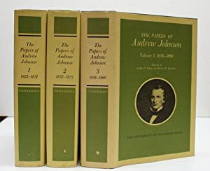PAPERS OF ANDREW JOHNSON, VOLUMES 1 -: Graf, Leroy P.
