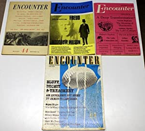 ENCOUNTER (Magazine). May 1957 - May 1986,: Spender, Stephen; Irving