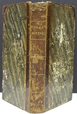 JACK HINTON, THE GUARDSMAN.: Lever, Charles.