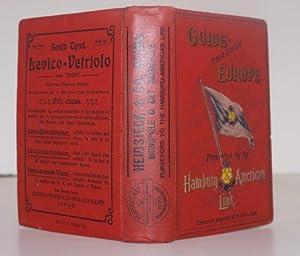 Guide Through Europe: Herz, J. Hermann