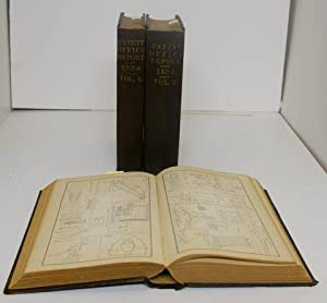 ANNUAL REPORT OF THE COMMISSIONER OF PATENTS FOR THE YEAR 1869. VOLUMES I - 3.