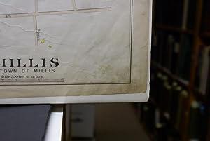 MEDFIELD, WEST MEDWAY, MILLIS [Map].: Robinson, Elisha.