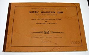 Surry Mountain Dam: U. S.Army - War Department, Corps of Engineers