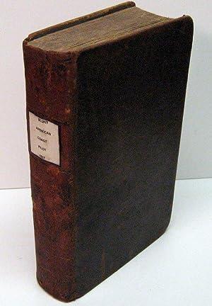 AMERICAN COAST PILOT:CONTAINING DIRECTIONS FIR THE PRINCIPAL: Blunt, Edmund M.