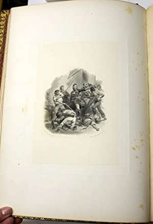 COOPER VIGNETTES. FROM DRAWINGS BY F.O.C. DARLEY. INDIA PROOFS BEFORE LETTER.: Darley, F.O.C.:-